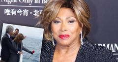 Tina Turner Scatters Son Ashes Suicide Photo