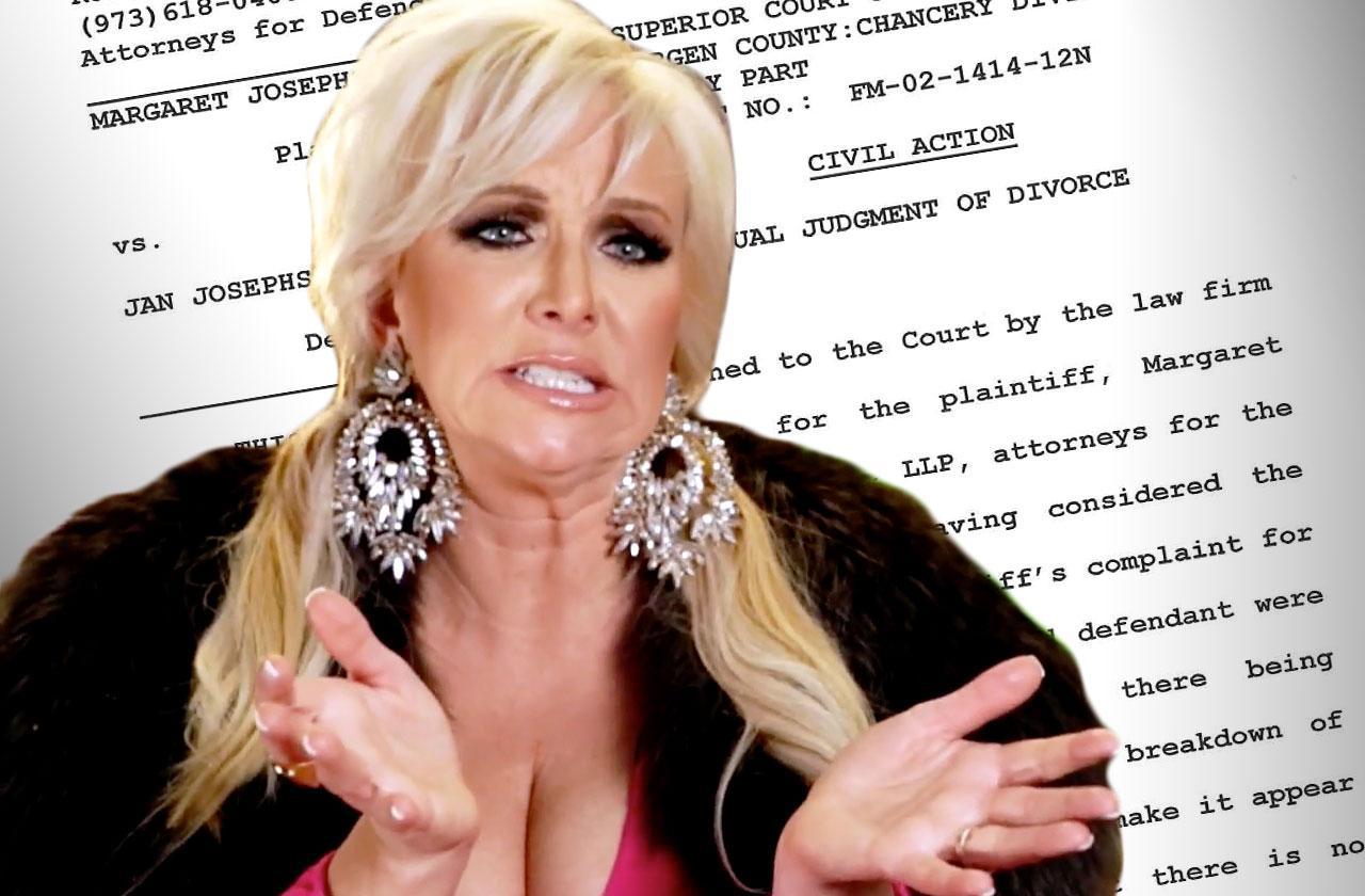 margaret josephs divorce jan josephs rhonj