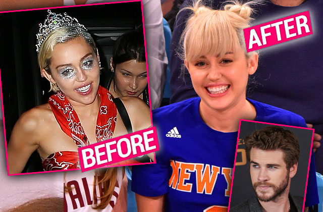 //miley cyrus sober no marijuana liam hemsworth
