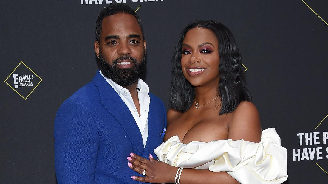 Kandi Burruss And Husband Welcome Second Surrogate Baby