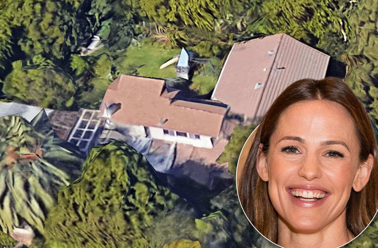 Jennifer Garner Buys New $7.9 Million Home