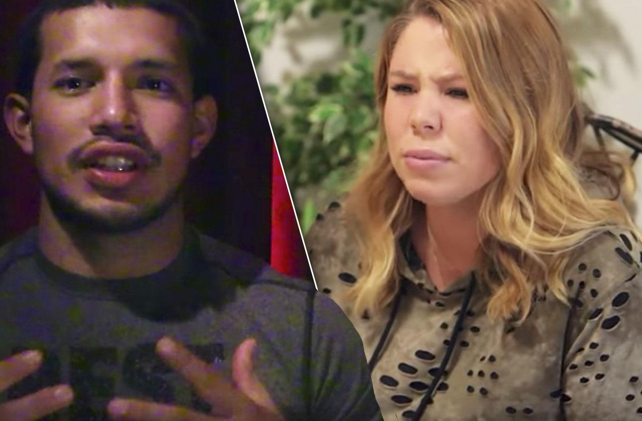 javi marroquin kailyn lowry fight moving son marriage boot camp