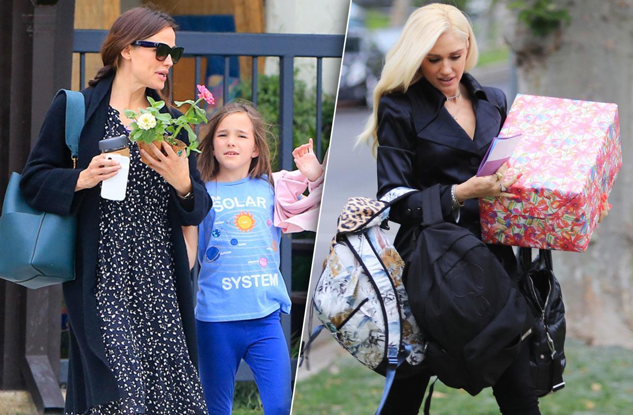 Kim Kardashian Mothers Day Celebrities