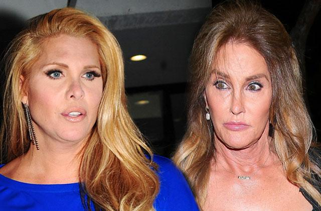 caitlyn jenner feud candis cayne