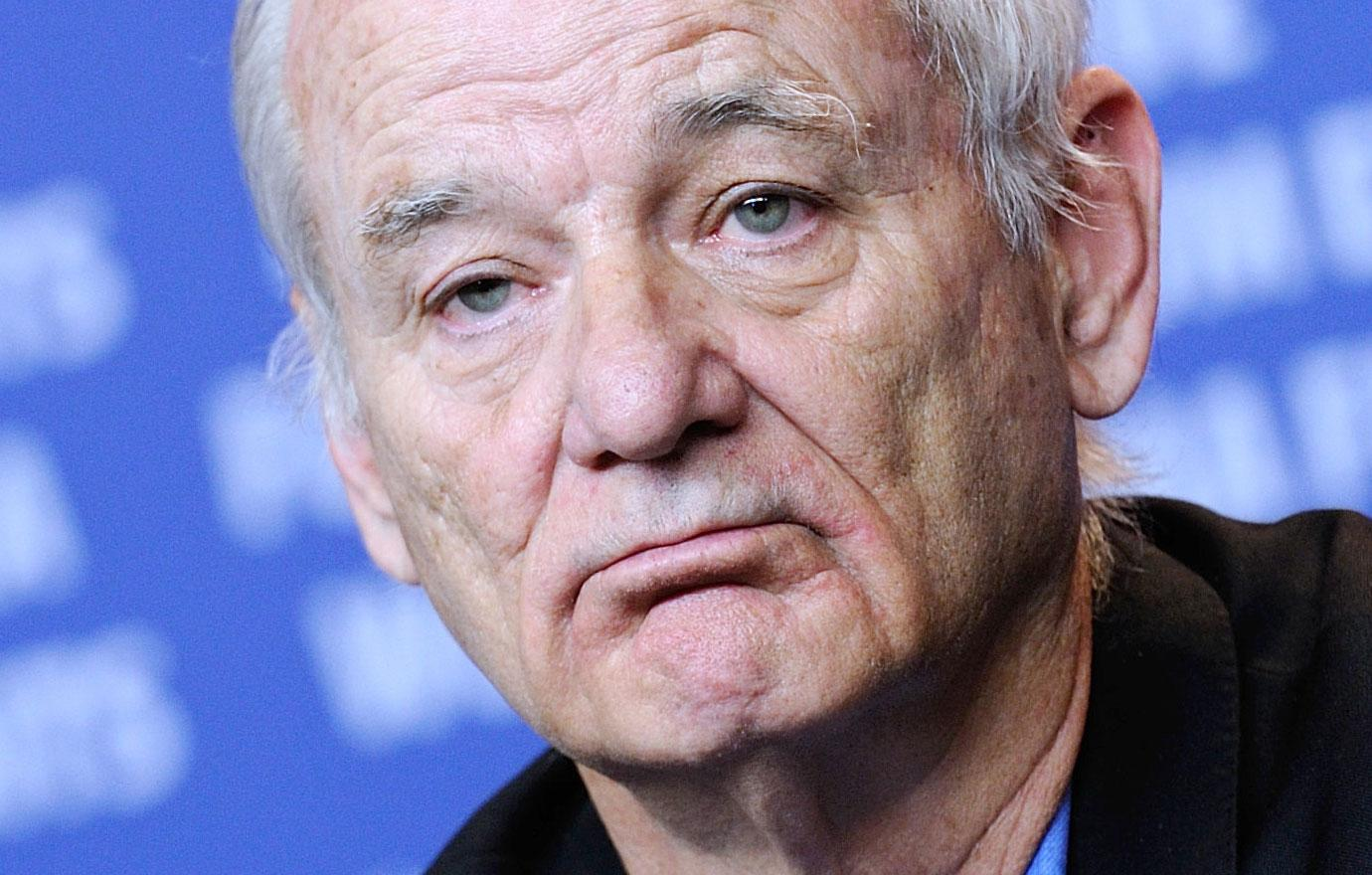 Photographer Claims Bill Murray Accosted Him