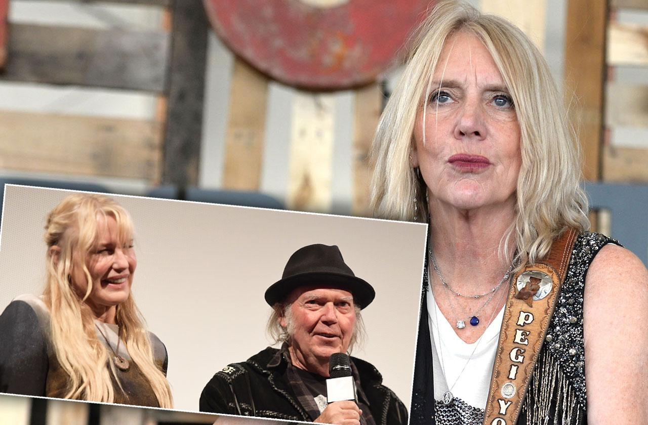 Neil Young Wife Pegi Young Dead Daryl Hannah