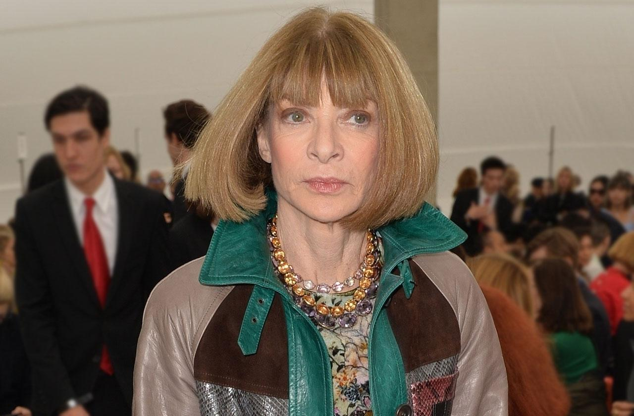 //Anna Wintour Skip Vanity Fair Party pp