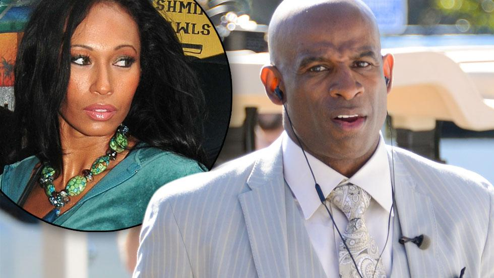 //deion sanders pilar sanders custody battle