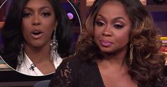 phaedra parks feud porsha williams rhoa reunion kandi burruss sex rumors