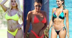 The best and worst bikini bodies of 2018