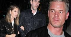 Eric Dane's Wife, Rebecca Gayheart, Caught Partying With Another Man