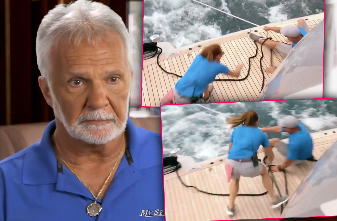 //below deck near fatal accident video pp