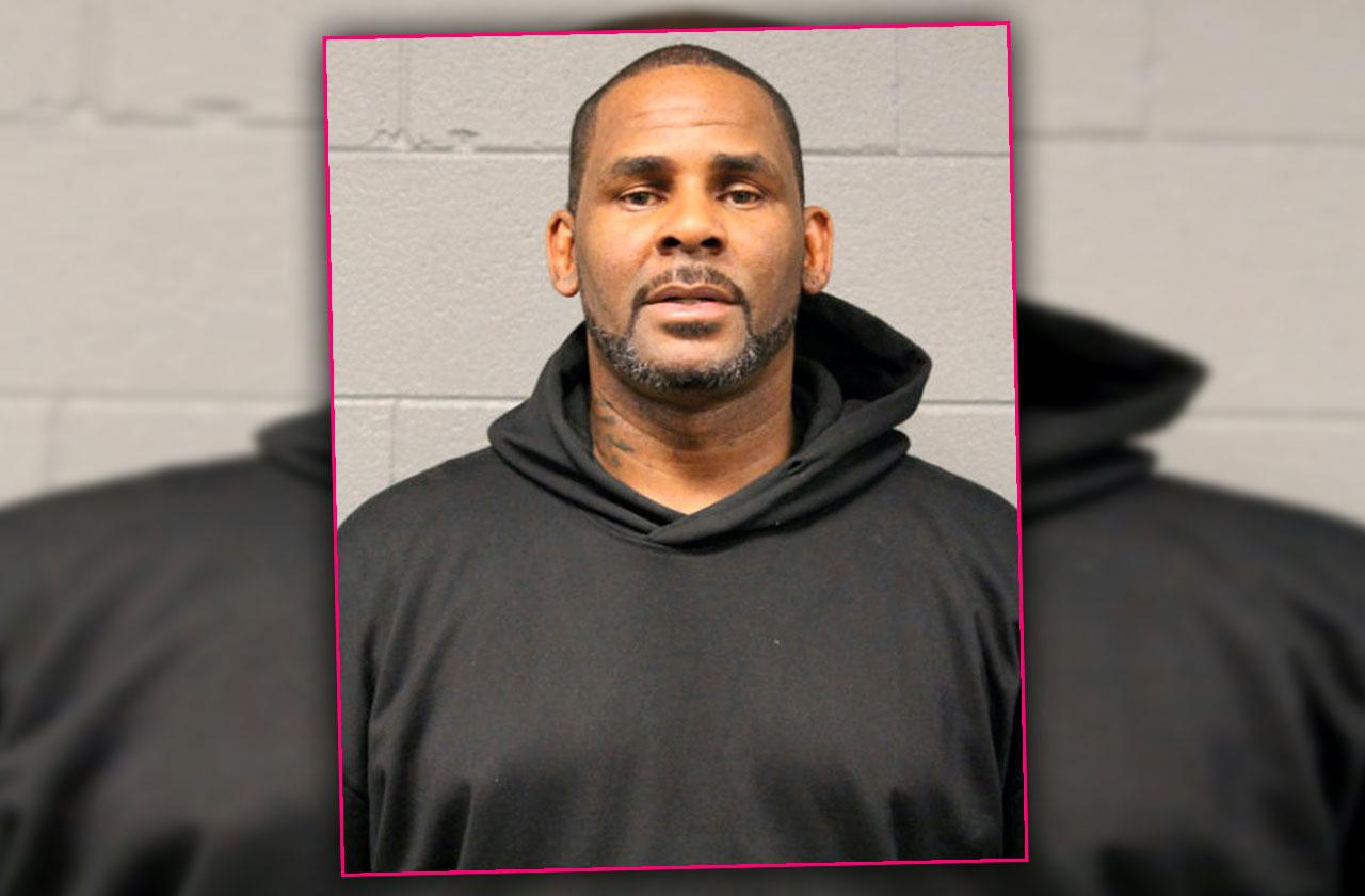 r kelly bail jail release sex abuse charges