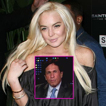 //lindsay lohan lawyer mark heller