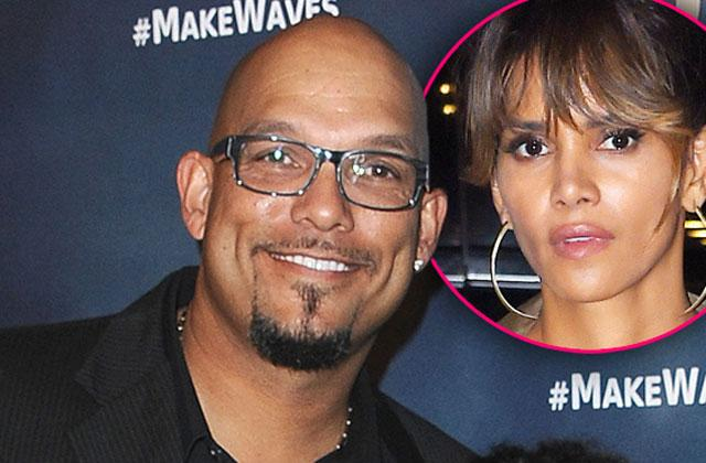 David Justice Halle Berry Domestic Violence Feud