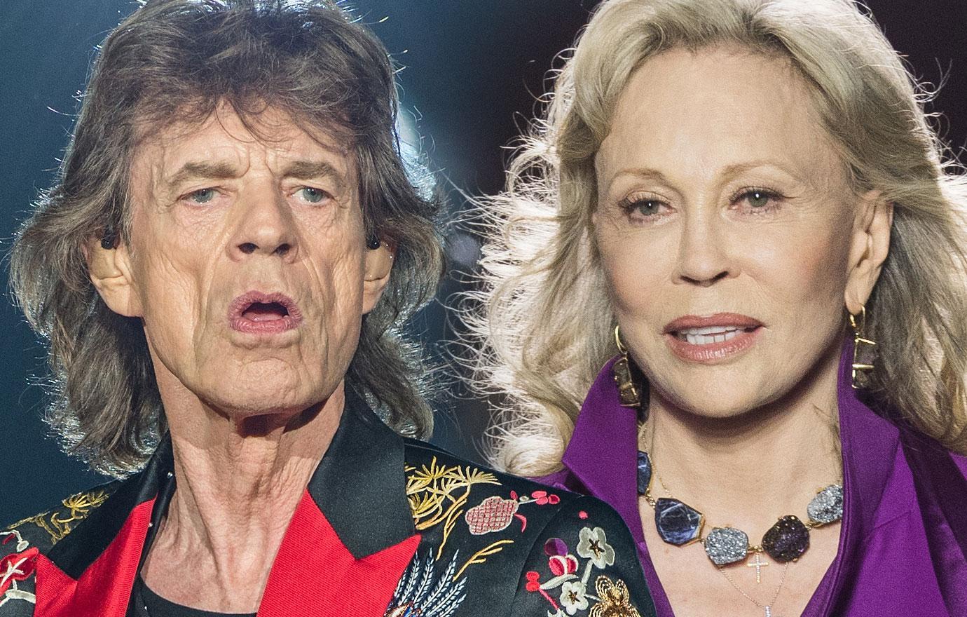 Faye Dunaway Saved Mick Jagger After Drugs Binge