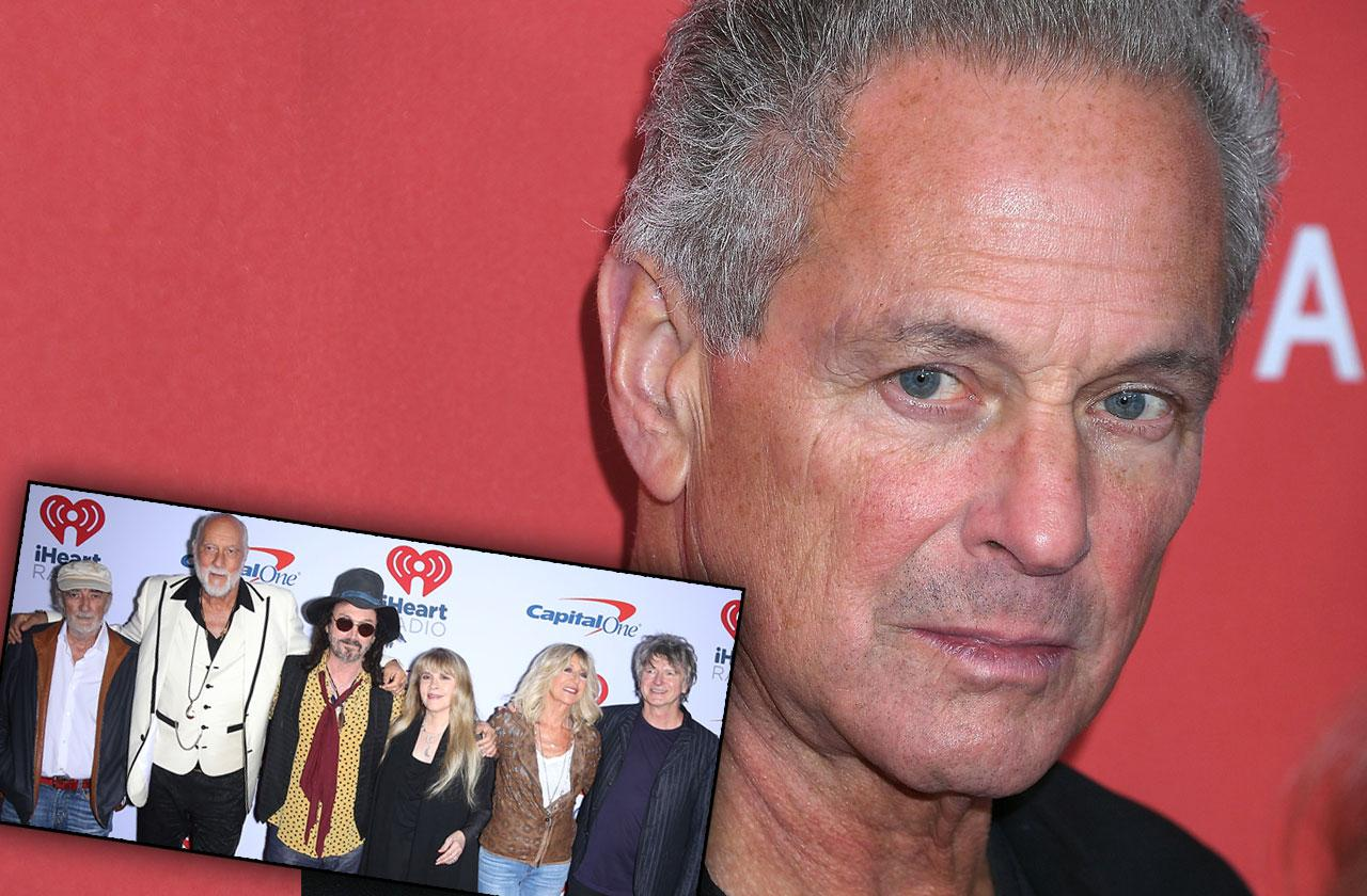 Fleetwood Mac Guitarist Lindsey Buckingham Sues Band
