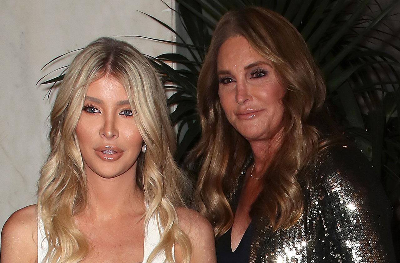 Sophia Hutchins Confirms Relationship Caitlyn Jenner