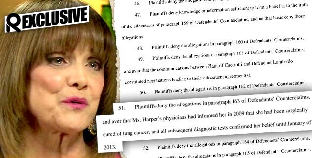 //valerie harper theater lawsuit cancer returned didnt know two million dollar lawsuit wide