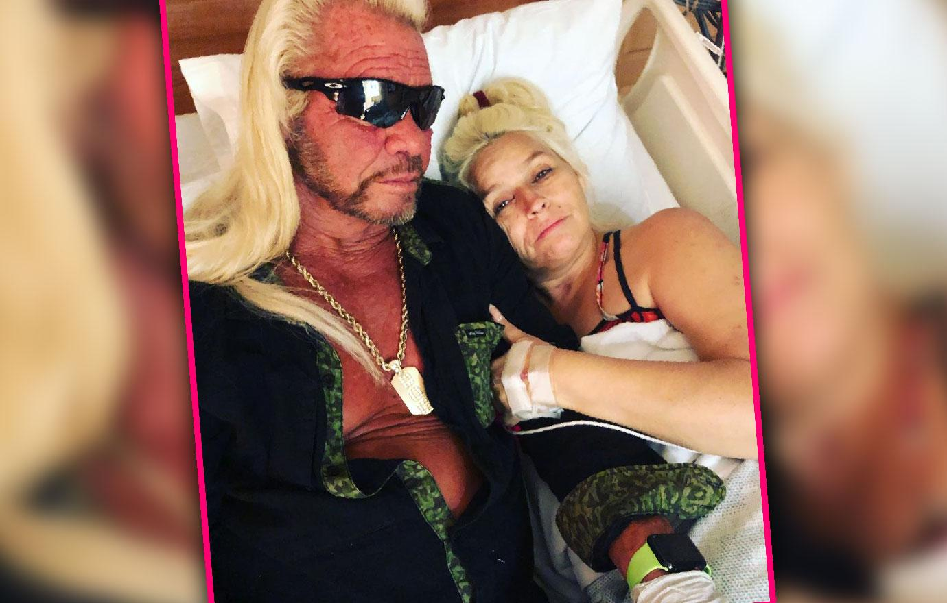 Dog The Bounty Hunter Star Beth Chapman Leaves Hospital Against Doctors Advice