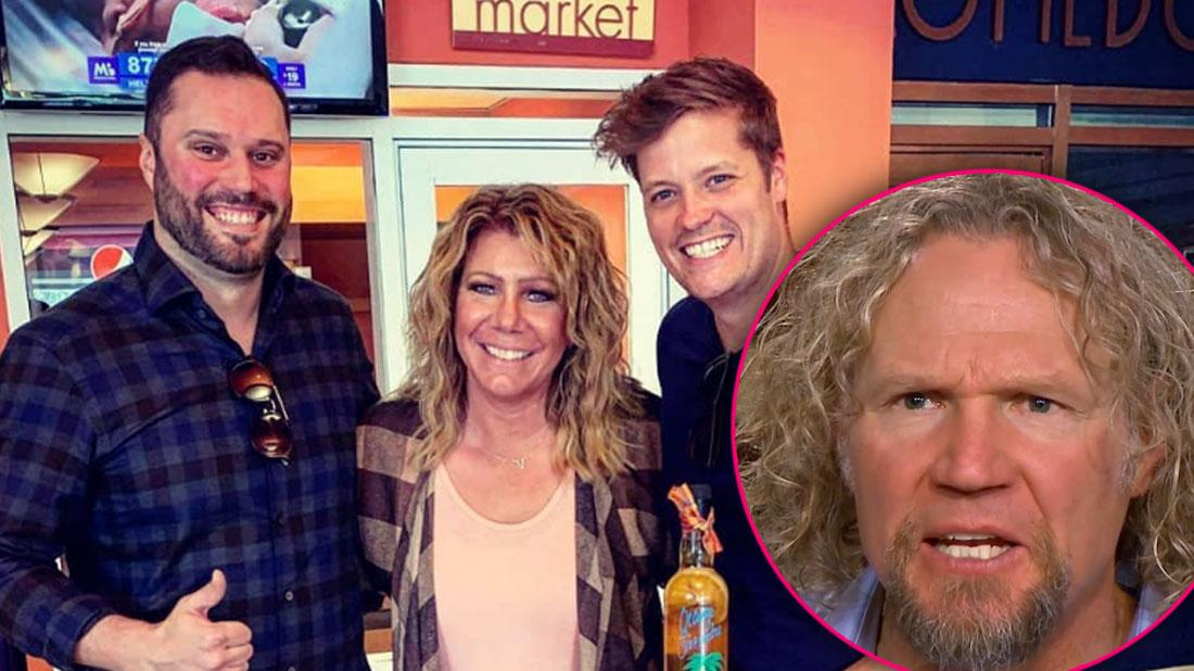 Another 'Sister Wives' Cheating Scandal Meri Flirts With Men She Met On Cruise