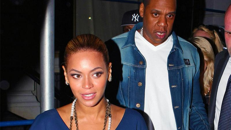 //beyonce and jay z