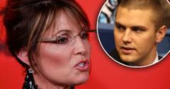 Sarah Palin Son Arrested Track Palin Custody Court