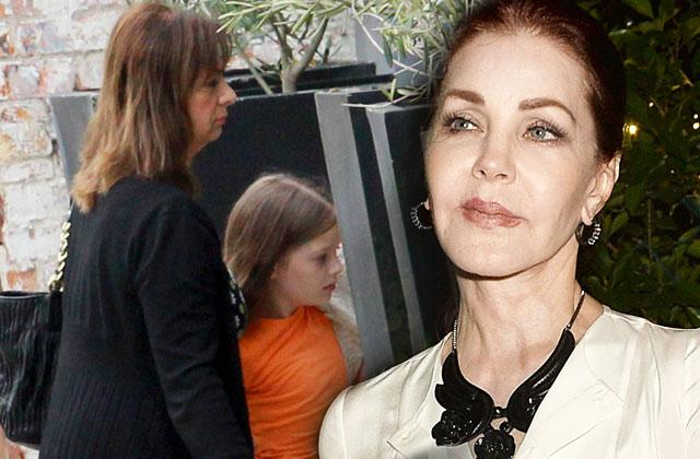 //lisa marie presley twins girls priscilla presley first time pp