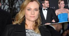 Diane Kruger Joshua Jackson Break Up Fashion Week