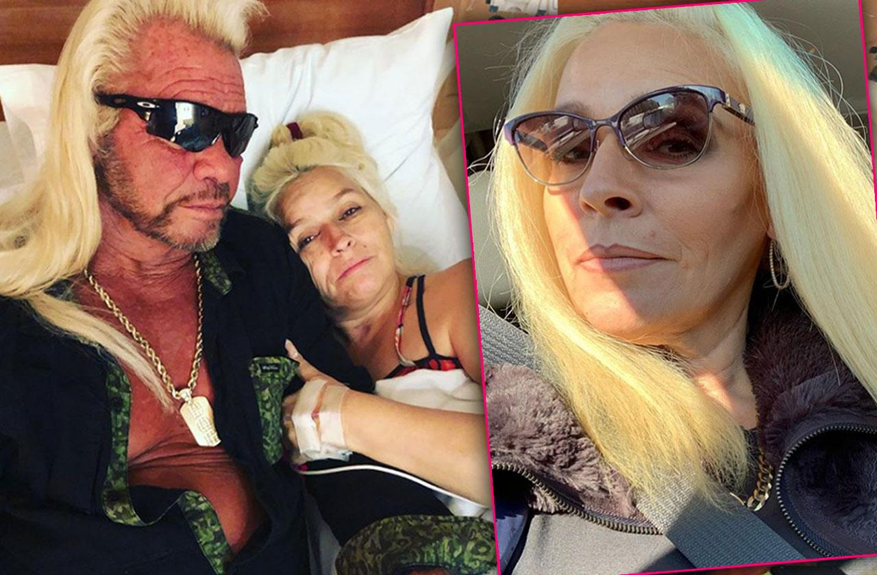 Beth Chapman Wears Wig First Selfie After Chemotherapy