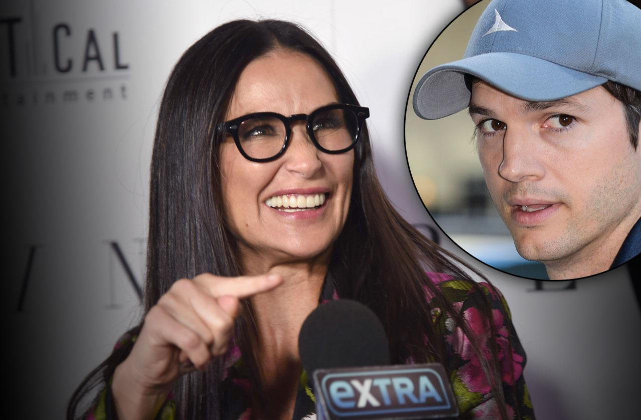 //demi moore planning tell all book