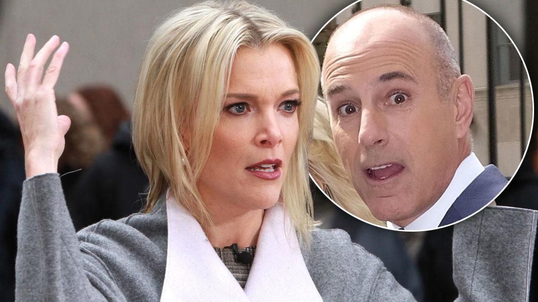 Megyn Kelly Demands NBC Release Matt Lauer Accusers From NDAs
