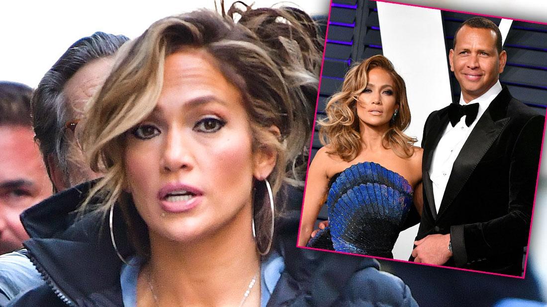 Jennifer Lopez Doesn't Deny Alex Rodriguez Cheating Rumors