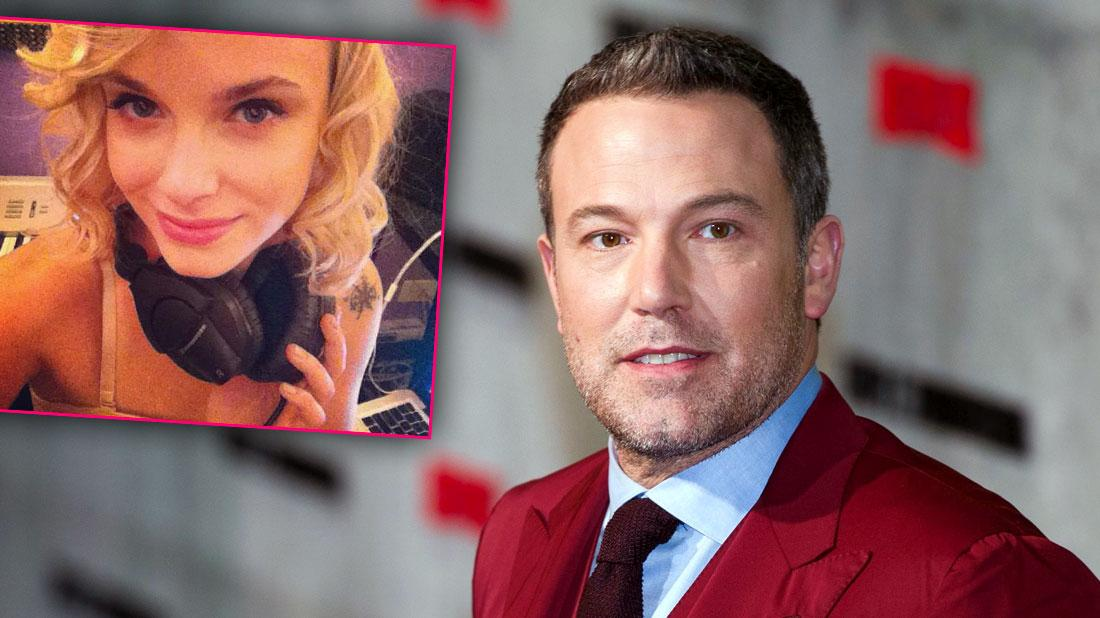 Ben Affleck Dating Musician Katie Cherry Amidst Alcohol Relapse