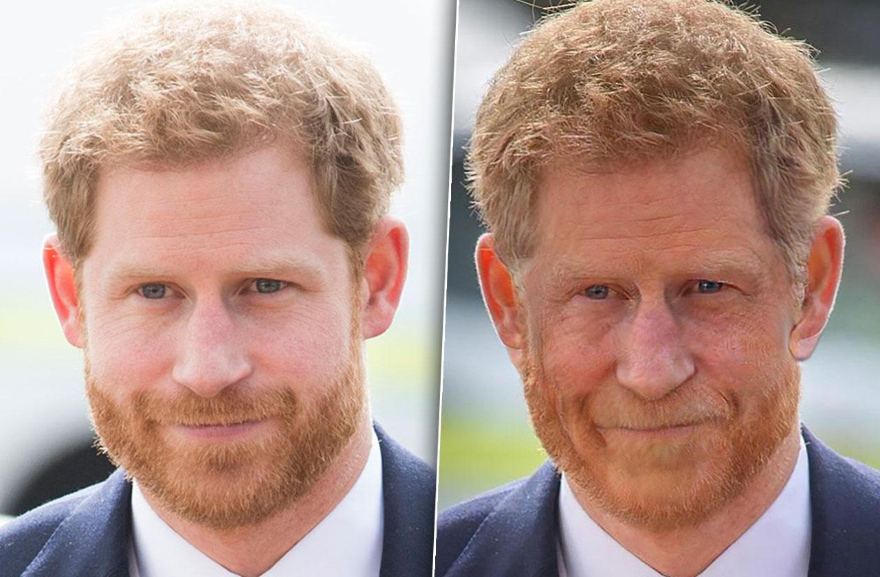 Meghan Markle Prince Harry Kate Middleton Older Photos