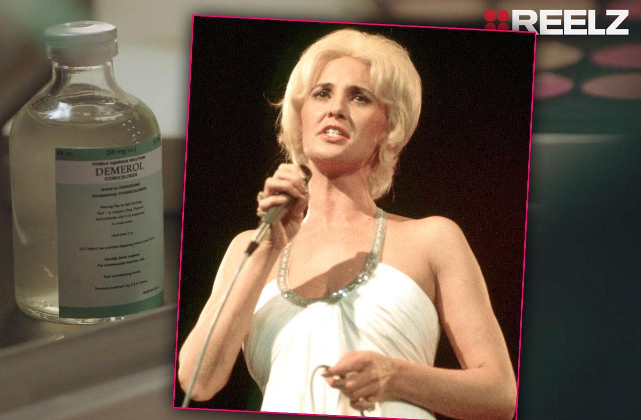 Tammy Wynette Demanded Demerol Hospitals Addiction