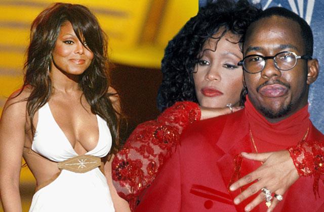 Bobby Brown Janet Jackson's Secret Affair