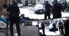 LAPD Fatally Shoot Homeless Man After Altercation