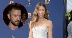 Jessica Biel Flirting With Men After Justin Timberlake Scandal