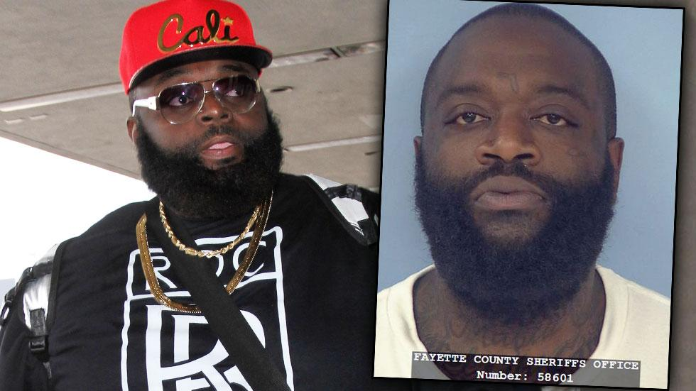 Rick Ross Arrested Assault Kidnapping