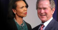 George W. Bush & Condoleeza Affair 'Sir White House Chef'