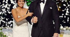 //sean lowe catherine guidice wed