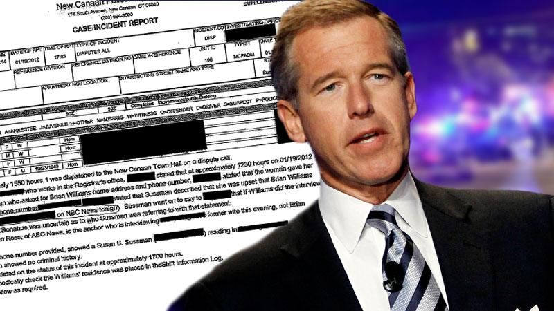 Brian Williams Threat