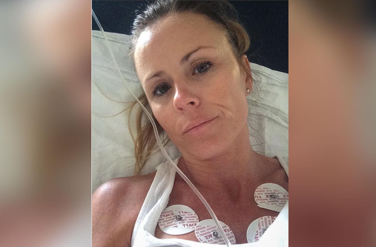 Trista Sutter – 'Bachelorette' suffers nearly fatal seizure