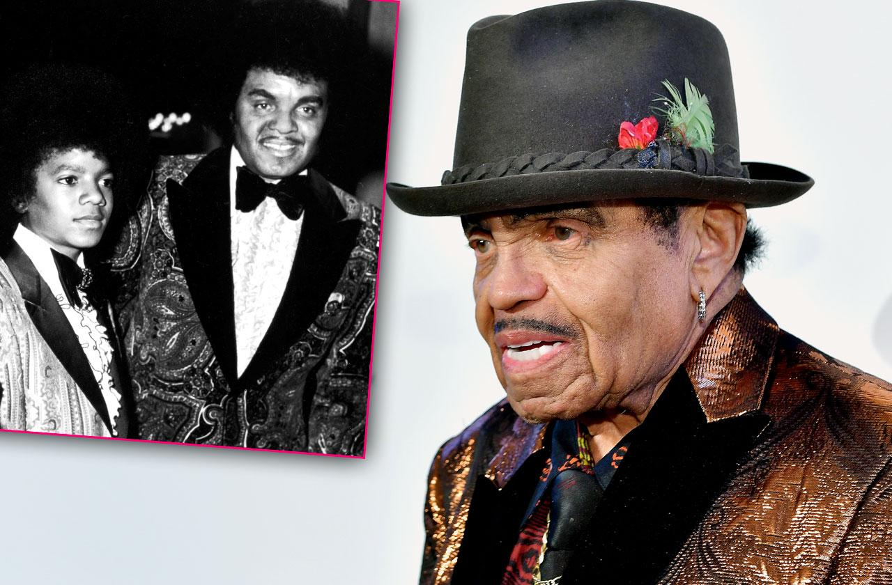 //joe jackson dead michael jackson father pp