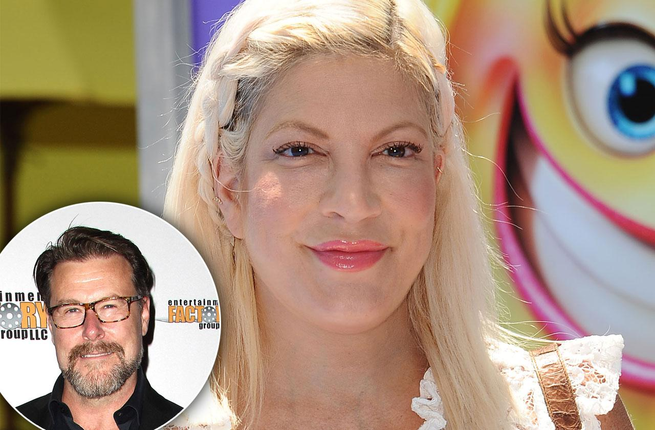 Tori Spelling Dean McDermott Marriage Divorce