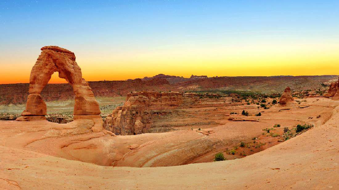 Two People Fall To Deaths At Arches National Park