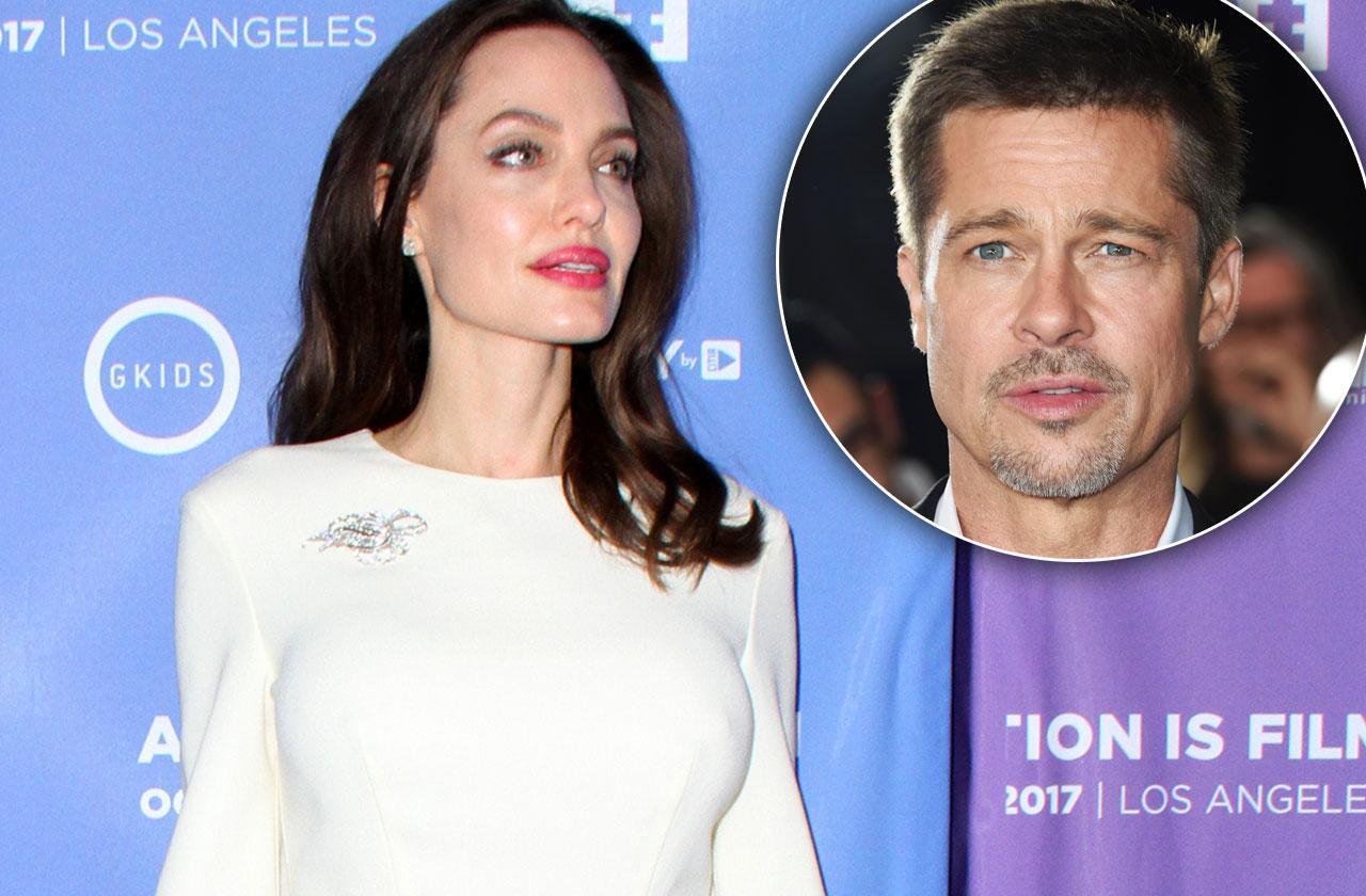 Angelina Jolie Brad Pitt Loan Not Child Support