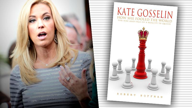 //kate gosselin book how she fooled the world tell all book untrue fabricated take legal action pp sl