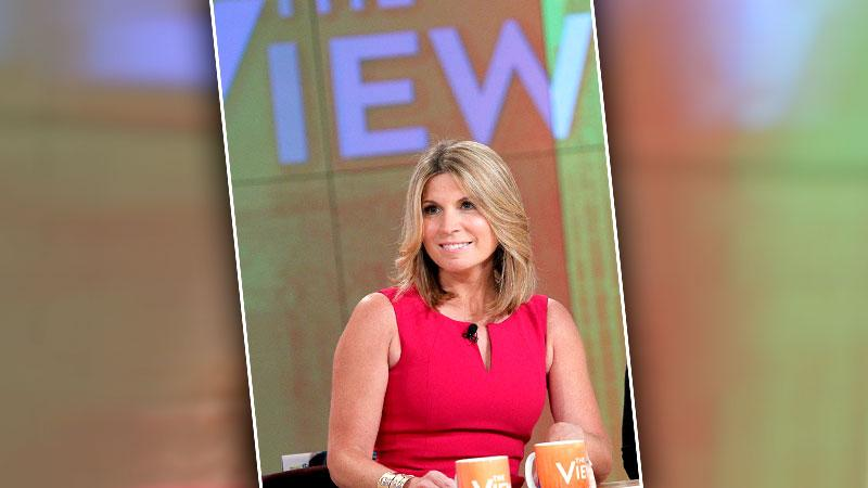 //nicole wallace the view fired pp